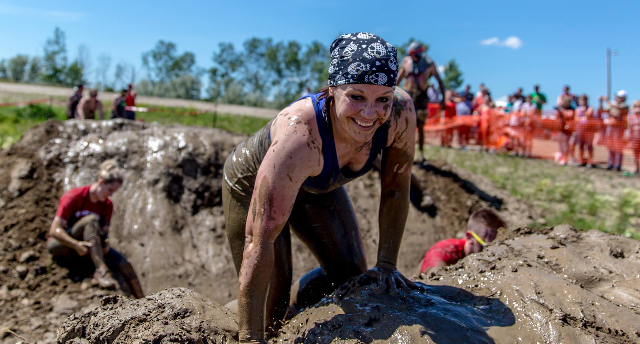 We are the Largest and Longest Running Mud Run in North Dakota Join Us!